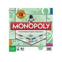 Basic UK Monopoly Family Fun
