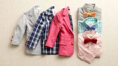 Ahh cute boys clothes!