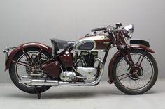 Triumph 1939 Speed twin 500cc
