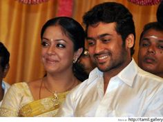 Suriya hints at pairing up opposite wife Jyothika in a new film - http://tamilwire.net/53980-suriya-hints-pairing-opposite-wife-jyothika-new-film.html