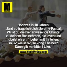 And everyone is - Lustiger Whatsapp - Humor Wedding Quotes, Wedding Humor, Wall Quotes, Words Quotes, Funny Cute, Hilarious, Good Comebacks, Funny Phrases, Humor Grafico