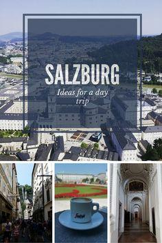 salzburg ideas for a day trip