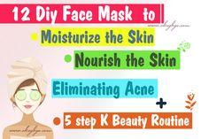 5 Best Detox Drinks for Clear Skin 2020 – Okey Bye Moisturizer For Dry Skin, Oily Skin, K Beauty Routine, Skincare Routine, Detox To Lose Weight, Avocado Face Mask, Best Detox, Skin Problems, Face Skin