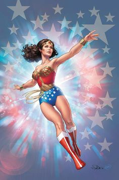 "DC Entertainment announced at the ""DC Digital: Download This"" panel over the weekend at New York Comic Con that it will launch ""Wonder Woman '77"" -- a new digital comic series based on the popular '70s TV show starring Carter. Marc Andreyko, Nicola Scott"