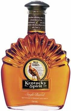 Review #182 - Wild Turkey Kentucky Spirit ca1996