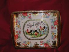 DAHER, DECORATED WARE, DESIGNED BY DAHER LONG ISLAND N.Y. MADE IN ENGLAND