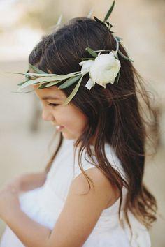 Flowergirl Crown - no flower