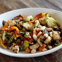 Autumn Ingredient Salad - Dr. Weil's Healthy Kitchen  DRESSING ALONE SOUNDS WONDERFUL!  MUST TRY