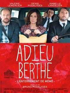 Affiche du film Adieu Berthe, l'enterrement de mémé