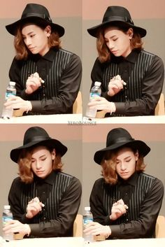 A-Tom ♥ | Topp Dogg i love so much when his hair was like this. his hair is on point