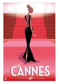 Cannes | Monsieur Z ~ Richard Zielenkiewicz