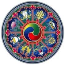 Attrape Soleil Mandala - Feng Shui - Sentiers du bien-être