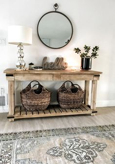 Fall Entryway Decor: Easy Easy Ways To Begin Falling Into Your Home . - Diy and Home - Fall Entryway Decor: Easy Easy Ways to Greet Fall in Your Home – Home Accessories – - Fall Entryway Decor, Entryway Tables, Rustic Entryway, Entryway Ideas, Foyer Bench, Entryway Wall, Hallway Ideas, Decorating Your Home, Diy Home Decor