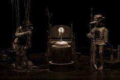 Stills from the Tale | John Frame Sculpture