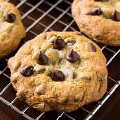 The BEST Chocolate Chip Cookies recipe you will ever need!