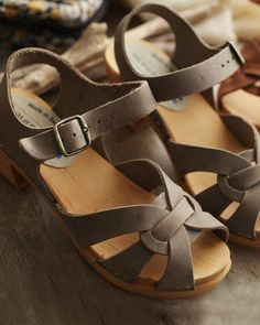 Clog sandal from Moheda Toffeln / ShopStyle: MOHEDA TOFFELN SANDY