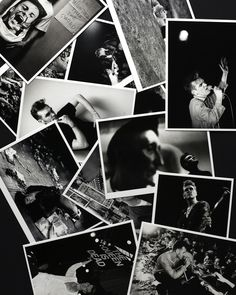 The Smiths postcards, photographs by Kevin Cummins #Morrissey #TheSmiths