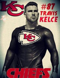 #87 Travis Kelce