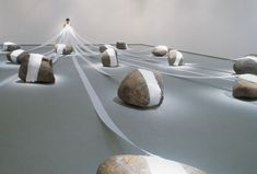 Nelly Agassi     Borrowed Scenery, 2004, Performance / Installation