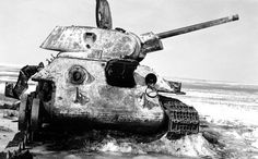 T-34 out