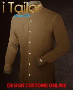 Design Custom Shirt 3D $19.95 chemise noire Click http://itailor.fr/shirt-product/chemise-noire_it147-2.html