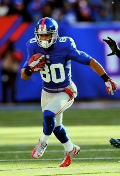 Victor Cruz- after seeing interview of him, I'm a fan... he seems like a class act