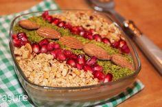 Evde aşure nasıl yapılır? Bol fındıklı, tarçınlı, bademli, vee narlı favorileriniz arasına ekleyin.