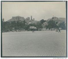 Italia, Roma, Terme di Diocleziano, ca. 1905  vintage silver print. Italy.  Tirage argentique d'époque   7