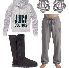Lazy day clothes