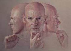 David Sandell: Self Analysis, 20 x 24 in. Pencil on paper Colored Pencil Portrait, Color Pencil Art, Art Competitions, Oil Portrait, Guy Drawing, Figure Painting, Great Artists, All Art, Colored Pencils