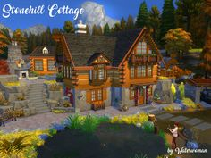 Stonehill Cottage | Welcome to AKISIMA – free downloads with <3