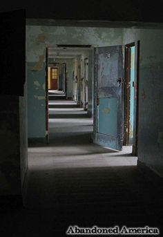 - Athina State Hospital* no one there