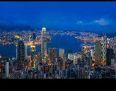 Hong Kong by Midori Chan