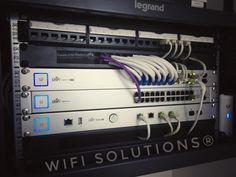 Server Room, Home Network, Power Strip, Wifi, Community