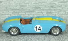 Ferrari 375 MM Spyder Pininfarina Buenos Aires 1954 #14 - Alfa Model 43