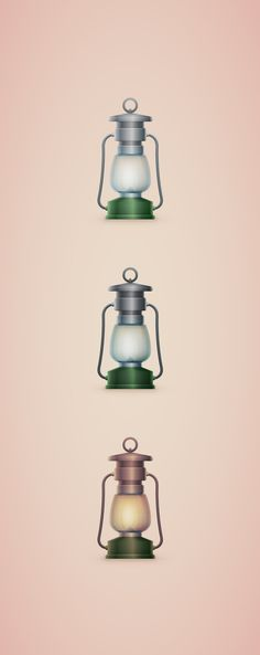 How to Create a Vintage, Camping Lantern Icon in Adobe Illustrator - Tuts+ Design & Illustration Article