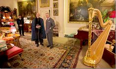The Garden Room. Clarence House.