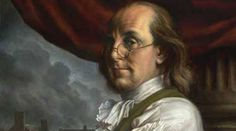 """""""The Constitution only gives people the right to pursue happiness. You have to catch it yourself."""" — Benjamin Franklin"""