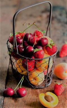 Δροσερά καλοκαιρινά φρούτα!!