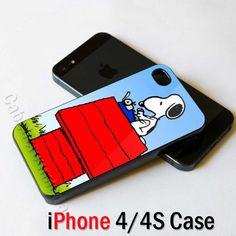 iOffer: Snoopy Comic Cartoon iPhone 4 4S Case for sale