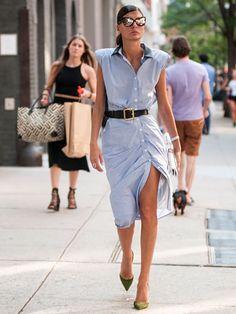 Giovanna Battaglia. (my style- now i just need her itty bitty waistline)