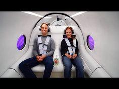 Chillig ist bei Hyperloop Reisen nichts mehr. Denn dabei geht es mit bis zu 1.200 km/h in einer Unterdruckkapsel von A nach B. The Moon Today, Magnetic Levitation, Thing 1, New Technology, Tech News, Transportation, Traveling, Hurdles, News Latest