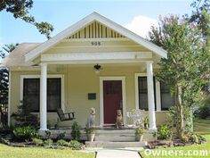 1920's bungalow in Houston