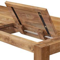Elegant Table Leaf Extension Hardware