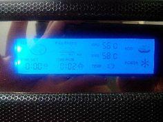 Eu removi o leitor de CDs do meu computador e ficou um espaço vazio. Até pensei em comprar outra unidade, mas acabei desistindo porque eu praticamente não uso mais CDs. Foi aí que tive a ideia de comprar este painel de 5 1/4 polegadas com medidor de temperatura. Ele encaixa perfeitamente no local do CDROM e tem um visual bem bonito. É possível ver duas medições de temperatura, o tempo Leia mais [...]