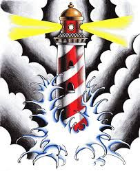 Image result for sailor jerry lighthouse