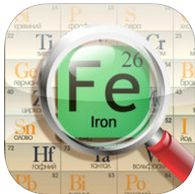 Trick to remember the parts of an atom chemistry memorize learn chemistry periodic table ios universal free one tap on the element will show urtaz Gallery