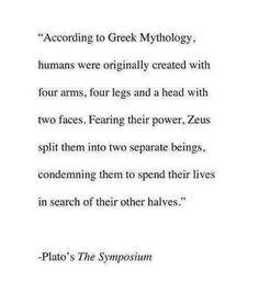 "Plato's ""The Symposium"""