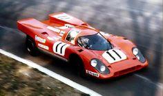 Tony Adamowicz, 1970 Monza, Porsche 917