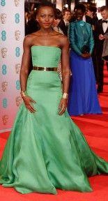 Best BAFTA Dresses Of All Time - Lupita Nyongo